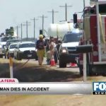 Woman Dies in Accident in La Feria