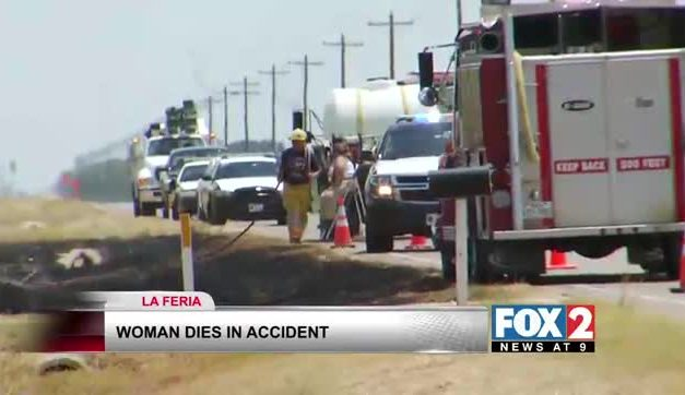 Woman Dies in Accident in La Feria