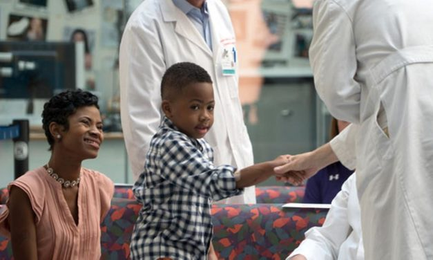 Boy with double-hand transplant's next goal: Play football