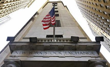 Stocks move mostly lower in quiet trade; oil prices decline