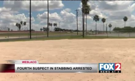 Fourth Suspect in Weslaco Stabbing Arrested