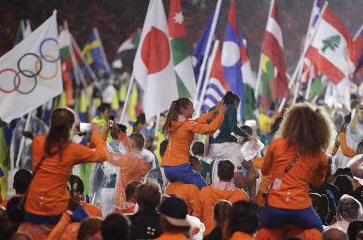 Samba, reflections and pride in final Rio Olympics party