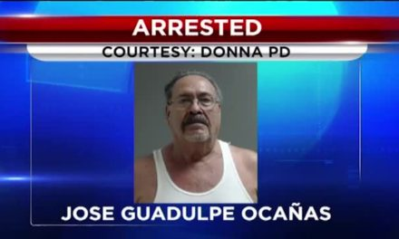 Donna Man Arrested For Allegedly Sexually Assaulting Minor