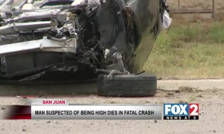 Police Think Man Who Died in Accident Was High On Whippits