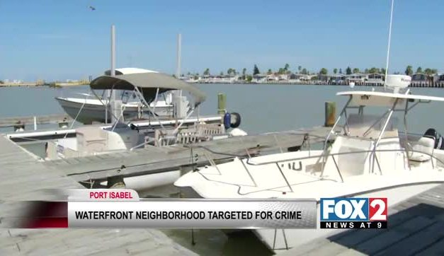 Port Isabel Neighborhood Robbed Five Times