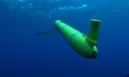 Underwater drones help predict hurricanes