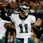 Tougher tests to come for Wentz, high-flying Eagles