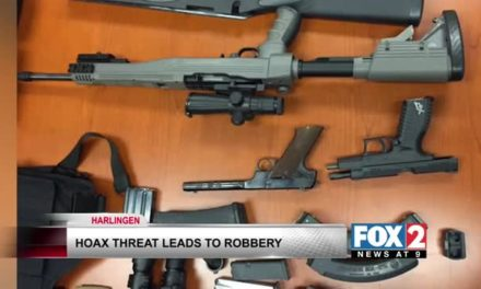 School Threat A Cover Up for An Armed Robbery