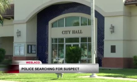 Weslaco Police Department Seeks Public's Assistance in Suspect Search