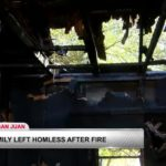 Fire Consumes Family of Four's Home