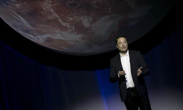 Elon Musk elaborates on SpaceX's plan to colonize Mars