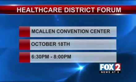 Forum Scheduled for Health Care District