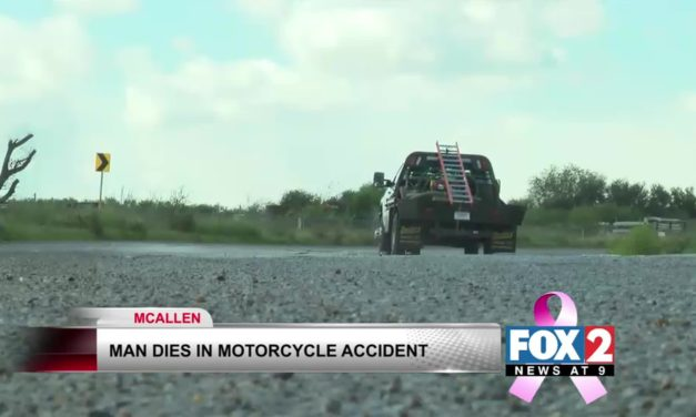 Man Dead After Motorcycle Collision