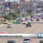 One dead after hit-and-run accident in Brownsville