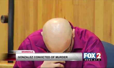 Capital Murder Guilty Verdict For Gonzalez