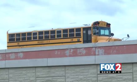14-Year-Old Student Dies From Fall off School Bus