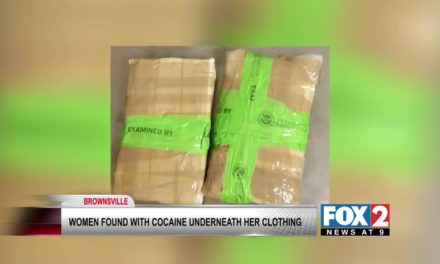 $35,000 Worth of Cocaine Seized in Brownsville