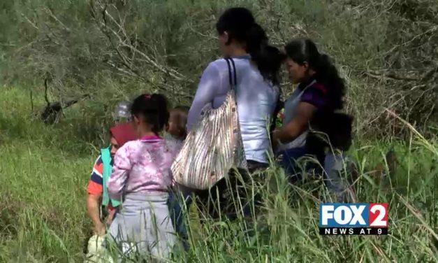 50 Undocumented Children Rescued in 1 Hour