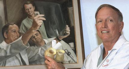 Famed Texas heart surgeon Denton Cooley died at 96