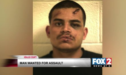 Police Search for Assault Suspect in Hidalgo County