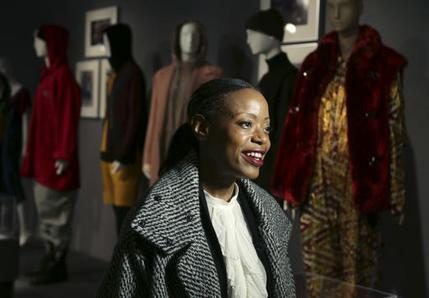 New exhibition explores legacy of black fashion designers