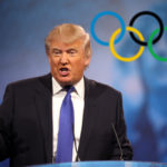 Trump speaks with Bach to express support for LA Olympic bid