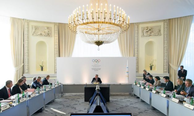 Olympic Committee (IOC) extends measures against Russia