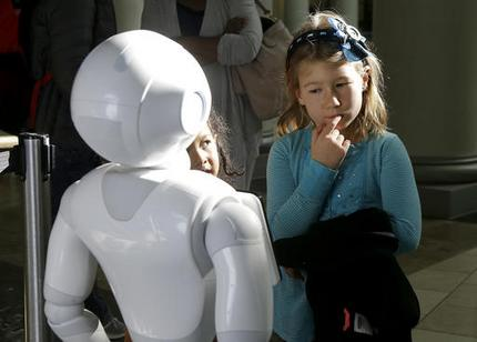 Humanoid robot Pepper is amusing, but is it practical?