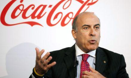 Coca-Cola CEO Muhtar Kent to step down next year