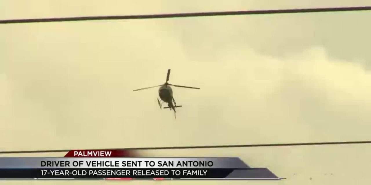 Driver Shot By Police in San Antonio Hospital