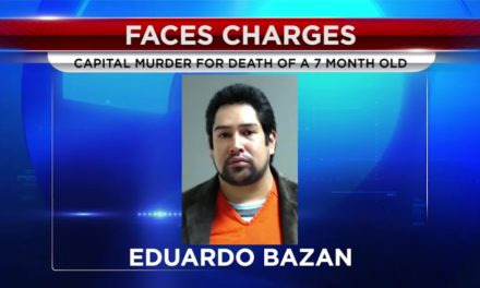 Father Charged in Death of 7-Month-Old