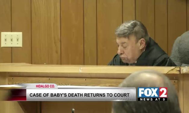 Man Faces Judge in Death of 11-Month-Old