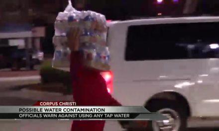 RGV Sends Water to Corpus Christi