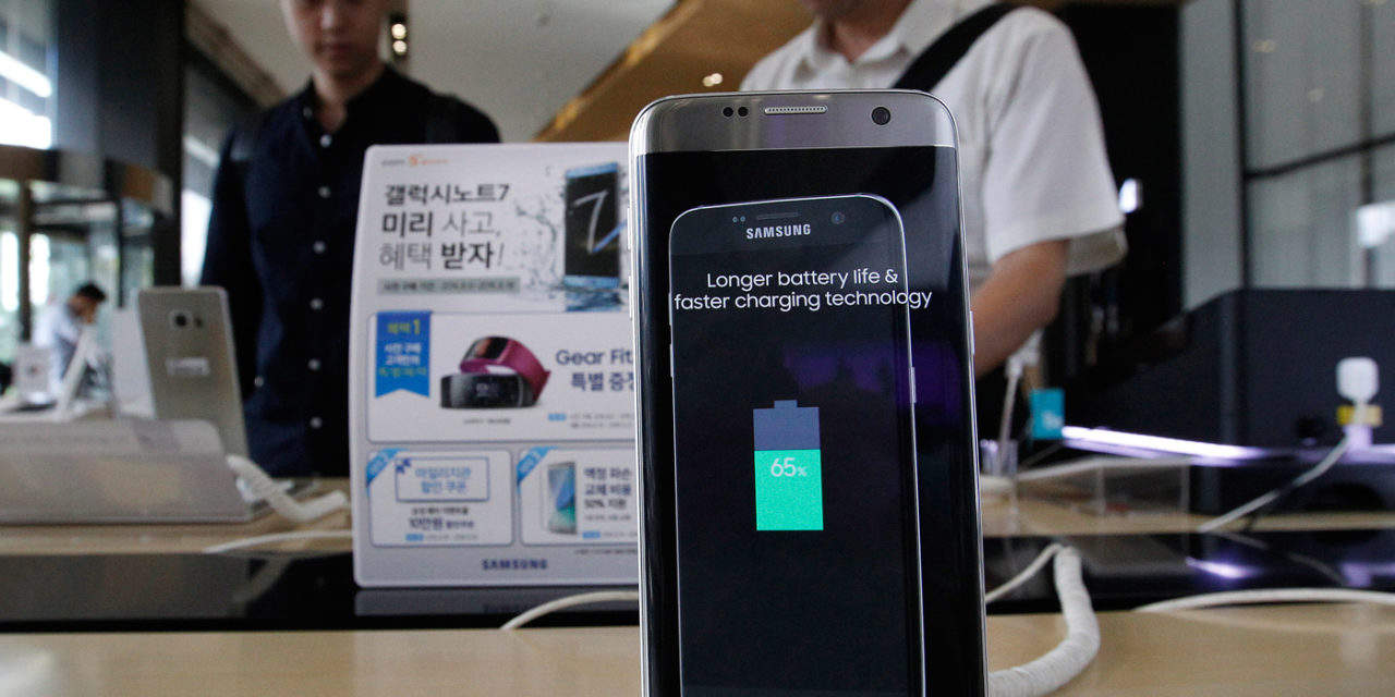 Samsung says batteries caused Note 7 fires, delays new phone