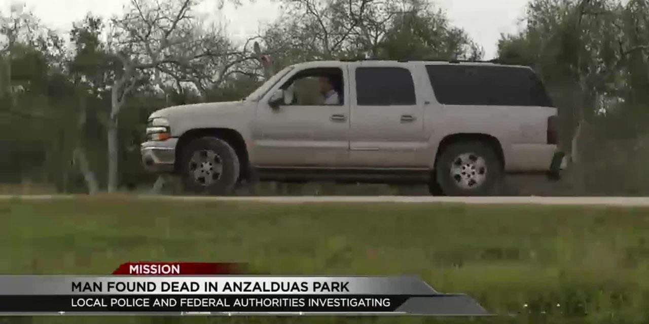 Body Found in Anzalduas Park
