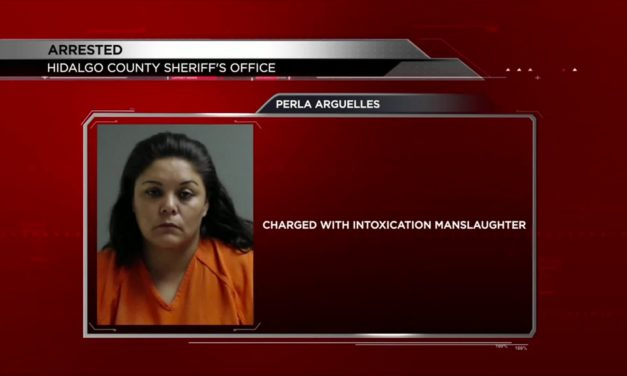 Donna Woman Arrested for Intoxication Manslaughter