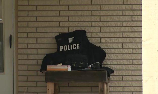 Grenade Found in Edinburg Neighborhood