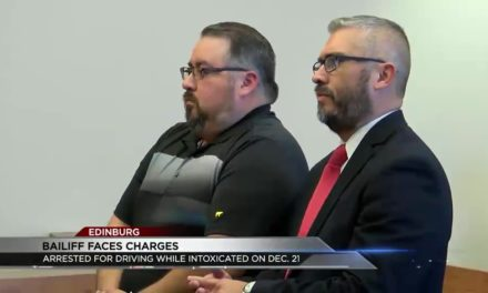 Hidalgo County Court Officials Heads to Court