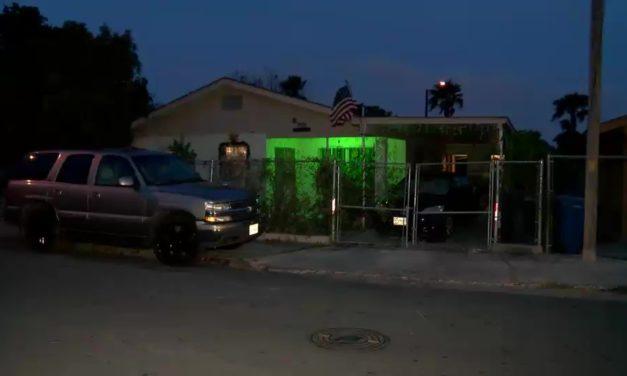 McAllen Woman Shot in Domestic Disturbance