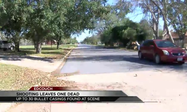Mid-Day Shooting Leaves One Dead in Edcouch