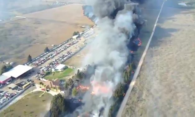 Olmito Blaze Consumes Over 300 Acres