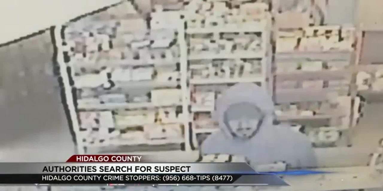 Police Searchin for Periko's Drive-Thru Thief