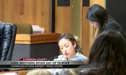 Trial Continues for Luna Brothers; Expert Takes Stand