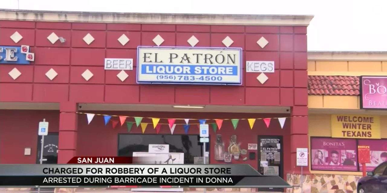 Two Face Charges in Liquor Store Robbery