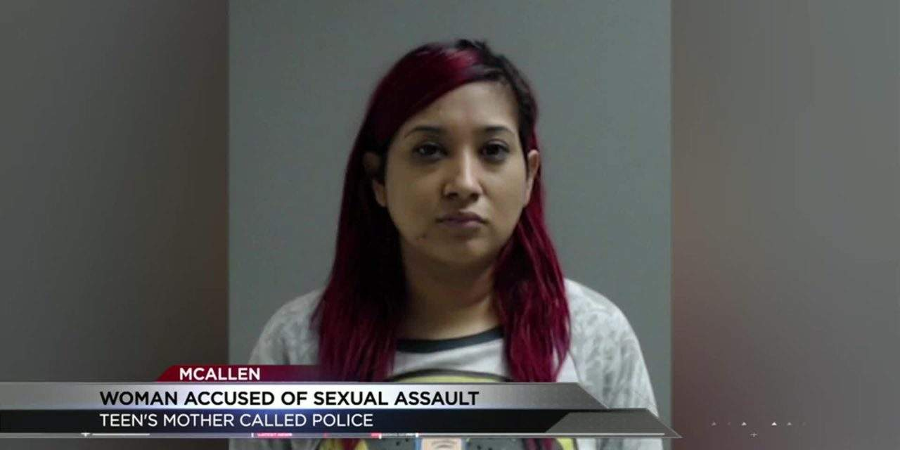 Woman Accused of Sexually Assaulting 16-Year-Old