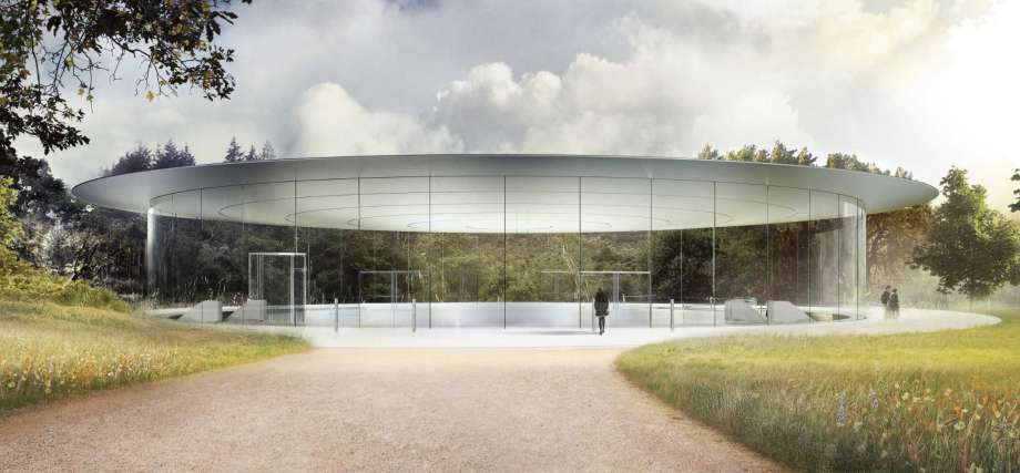 New Apple headquarters to have theater named for Steve Jobs