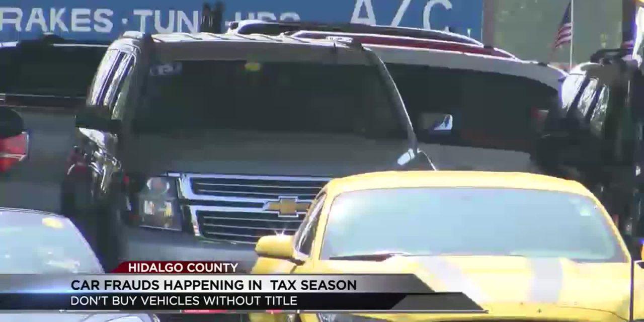 ALERT: Authorities Warn of Used Car Scam