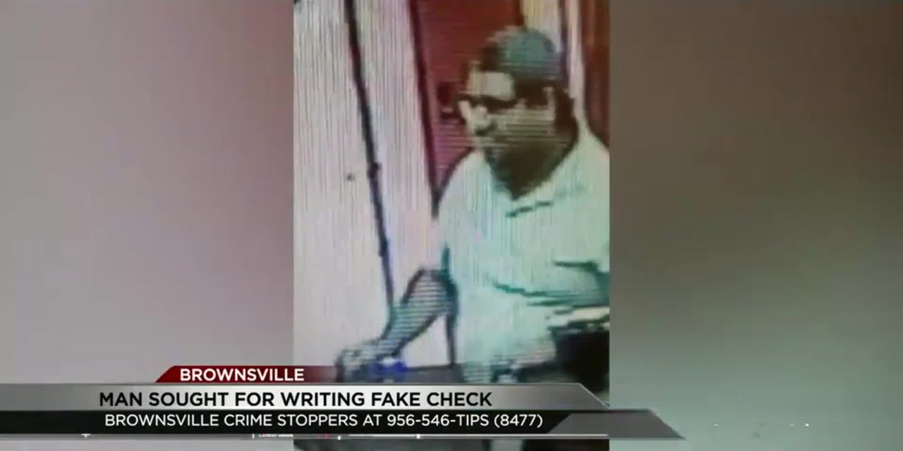 Brownsville Man Wanted for Credit Card Abuse