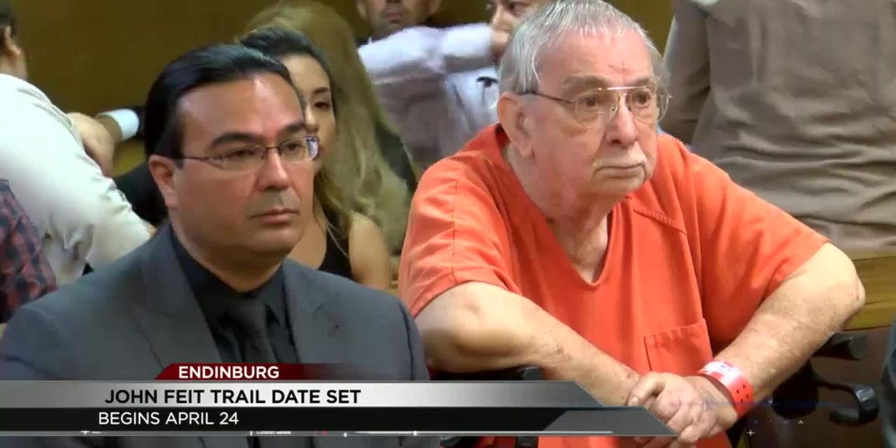 Ex-Priest John Feit's Trial Set to Begin