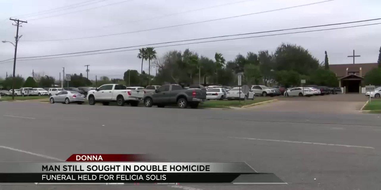 Funeral Held for Woman Killed in Donna Double Homicide